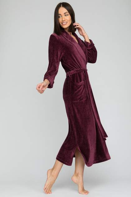Домашний халат женский Passion Peche Monnaie красный M