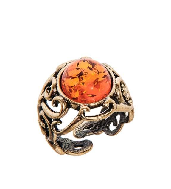 Кольцо Art East AM-2418, янтарь
