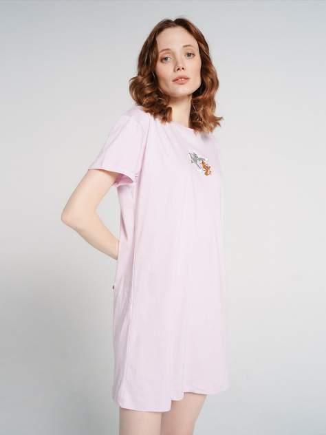 Ночная сорочка женская ТВОЕ 79512 розовая L