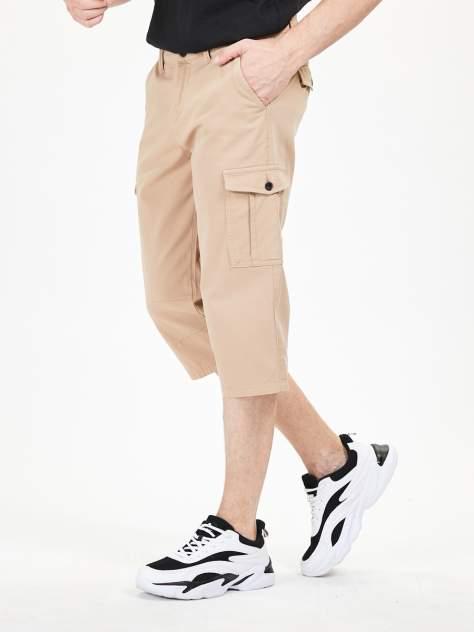 Повседневные шорты мужские MOSSMORE GD46900286 бежевые 38