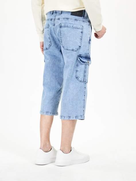 Джинсовые шорты мужские MOSSMORE GD46900285 синие 36