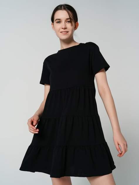 Повседневное платье женское ТВОЕ 80604 черные XL