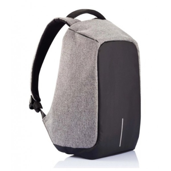 Рюкзак для ноутбука XD Design Bobby XL с USB-зарядкой серый