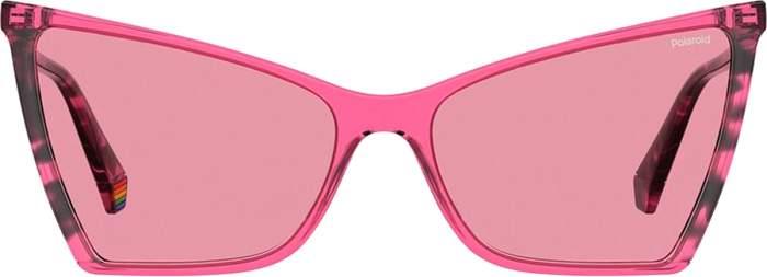 Солнцезащитные очки женские Polaroid PLD 6127/S розовые