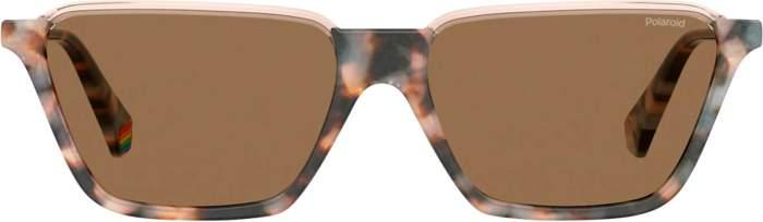 Солнцезащитные очки мужские Polaroid PLD 6126/S бежевые