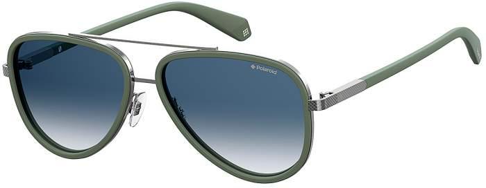 Солнцезащитные очки мужские Polaroid PLD 2073/S зеленые