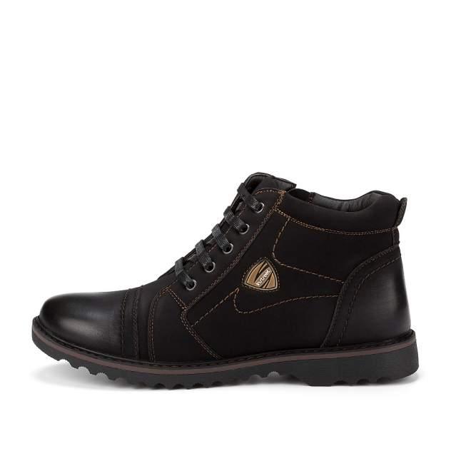 Ботинки мужские INSTREET 116-26MK-022SW черные 45 RU