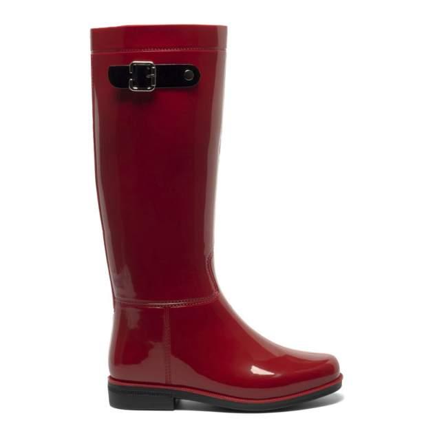Резиновые сапоги женские Basconi 00000034951 красные 37 RU