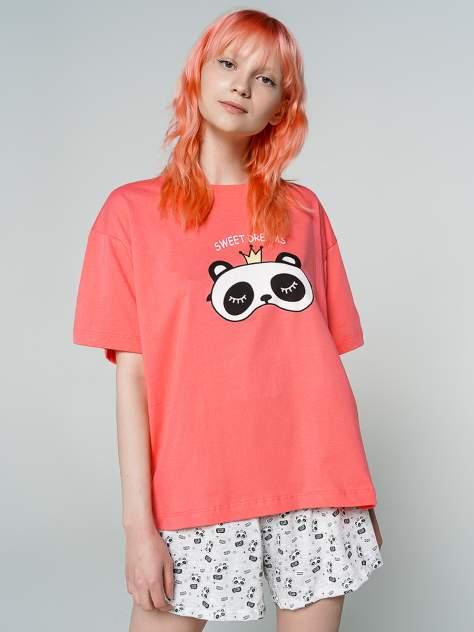 Пижама ТВОЕ 80279, оранжевый