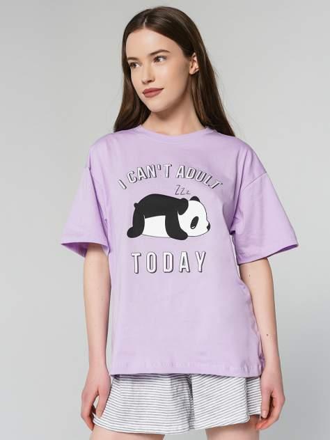 Пижама ТВОЕ 80268, фиолетовый
