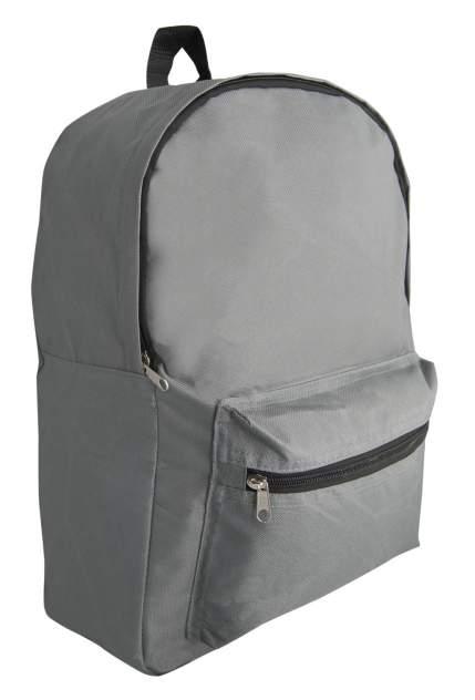 Рюкзак мужской Silwerhof Simple 830891 серый
