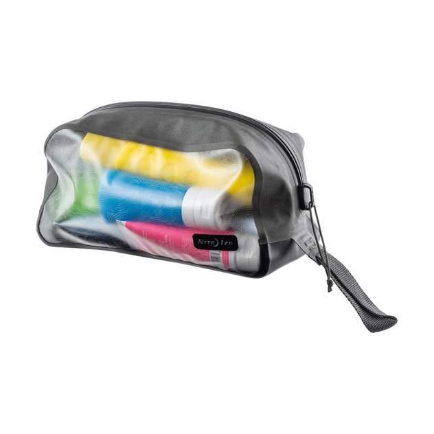 Косметичка мужская водонепроницаемая Nite Ize Toiletry Bag ROT-09-R3 серая