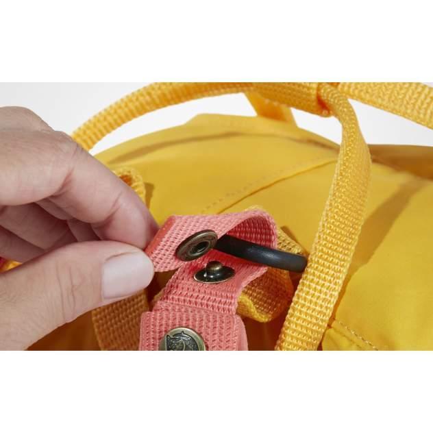 Ремни для рюкзака Fjallraven Kanken F23506 персиковые