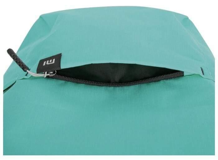 Рюкзак женский Xiaomi Mi Casual Daypack X20382 мятный 10 л