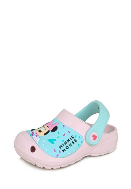 Сабо для девочек Minnie Mouse D0158013 р.25