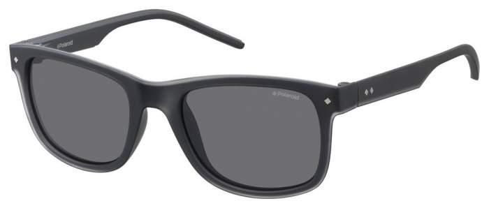 Солнцезащитные очки мужские POLAROID PLD 2038/S серые
