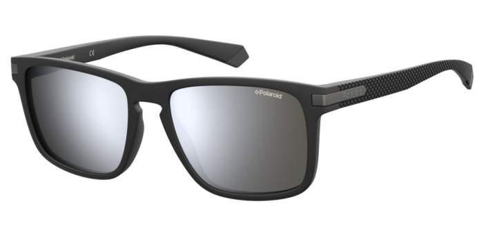 Солнцезащитные очки унисекс POLAROID PLD 2088/S черные