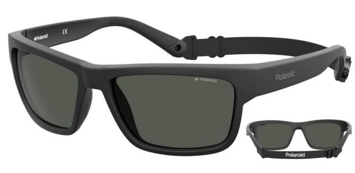 Солнцезащитные очки мужские POLAROID PLD 7031/S черные