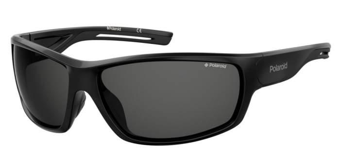Солнцезащитные очки унисекс POLAROID PLD 7029/S черные