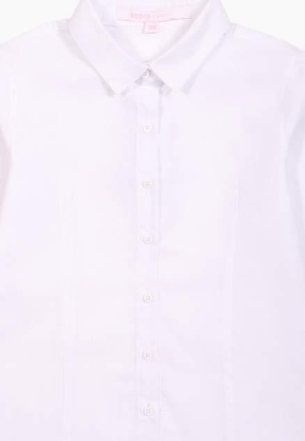 Блузка для девочек Modis цв. белый р.146