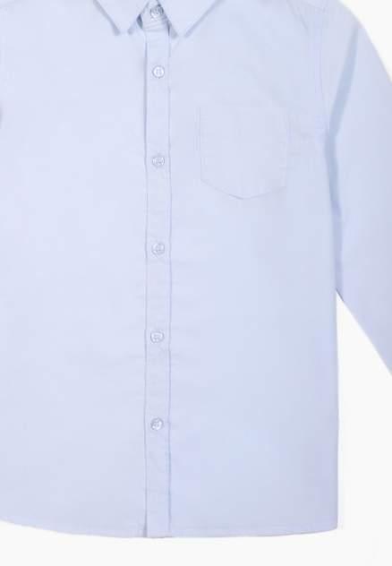 Рубашка для мальчиков Modis цв. голубой р.128