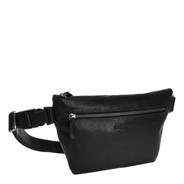 Поясная сумка мужская Dr.Koffer M402729-245-04 черная