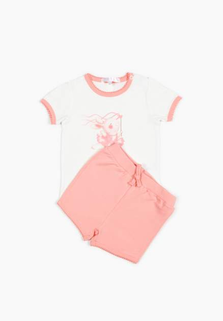 Комплект одежды Modis, цв. розовый р.74