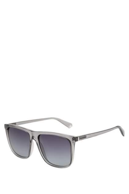 Солнцезащитные очки мужские серого цвета Polaroid PLD 6099/S KB7