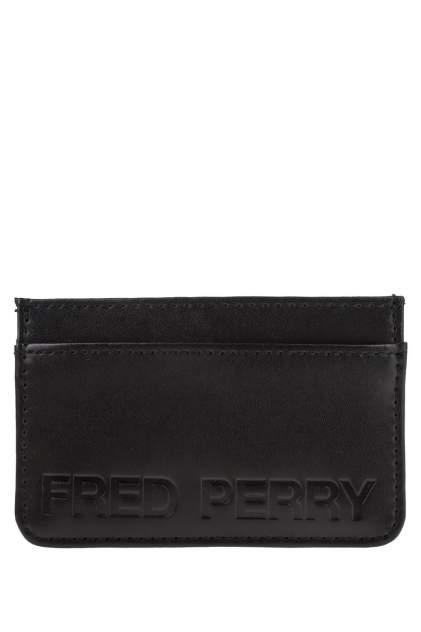 Визитница мужская Fred Perry L7248 черная