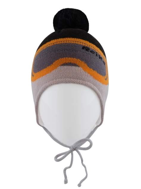 Шапка-шлем для мальчика Reike Ski park grey, RKN2021-8 SKP grey, р.48