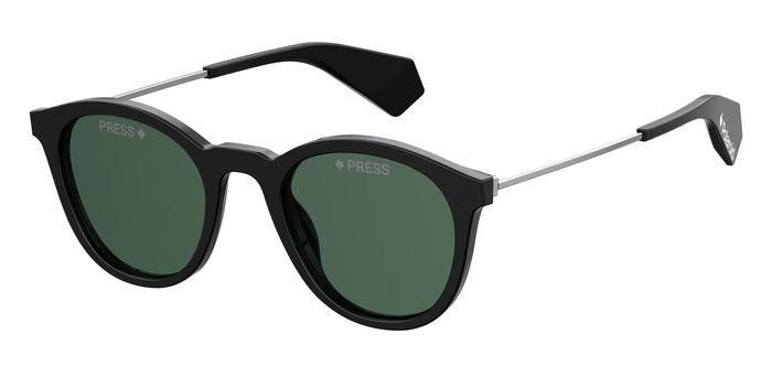 Солнцезащитные очки унисекс POLAROID PLD 6047/S/X черные