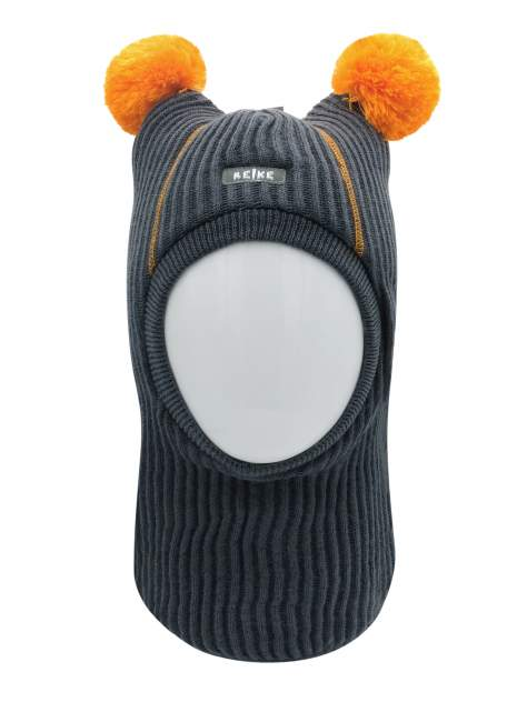 Шапка-шлем для мальчика Reike Basic grey, RKN2021-3 BS grey, р.54