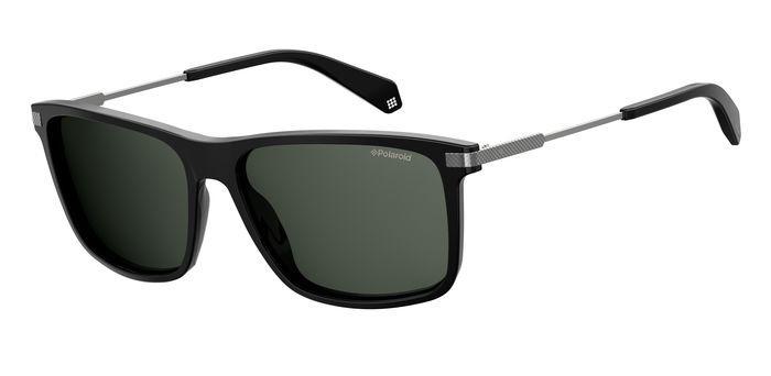Солнцезащитные очки мужские POLAROID PLD 2063/F/S черные