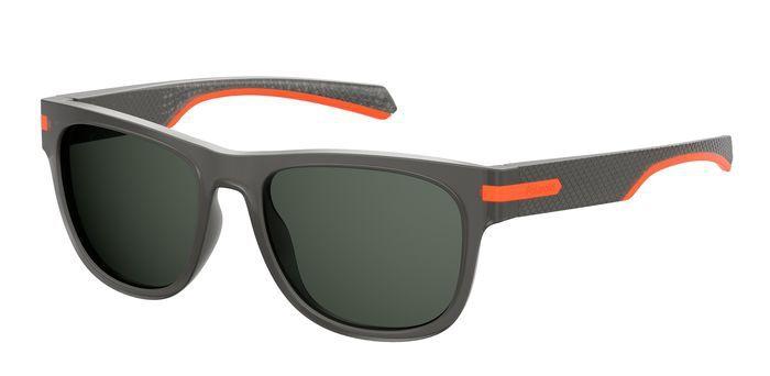 Солнцезащитные очки мужские POLAROID PLD 2065/S серые