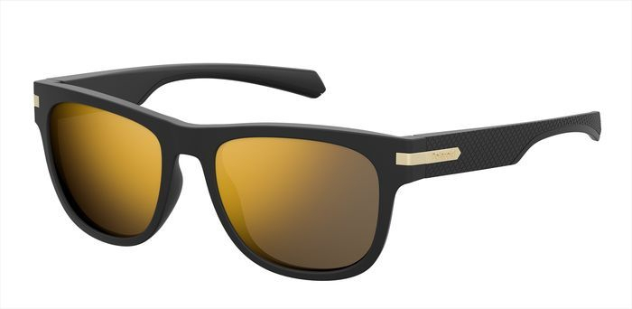 Солнцезащитные очки мужские POLAROID PLD 2065/S черные