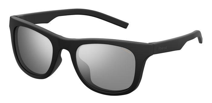 Солнцезащитные очки унисекс POLAROID PLD 7020/S черные