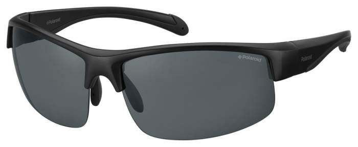 Солнцезащитные очки мужские POLAROID PLD 7019/S черные