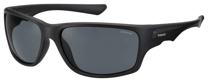 Солнцезащитные очки мужские POLAROID PLD 7012/S черные