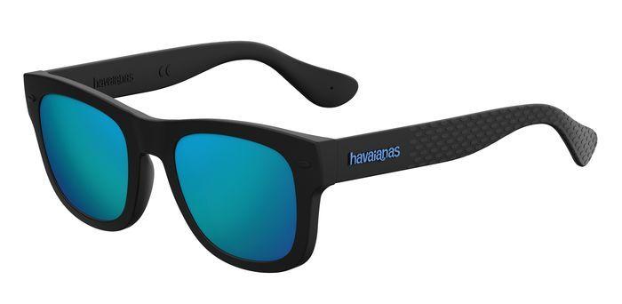 Солнцезащитные очки унисекс HAVAIANAS PARATY/M черные