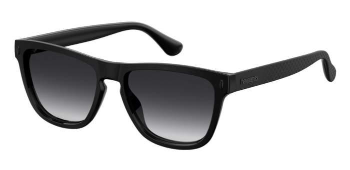 Солнцезащитные очки унисекс HAVAIANAS ITACARE черные