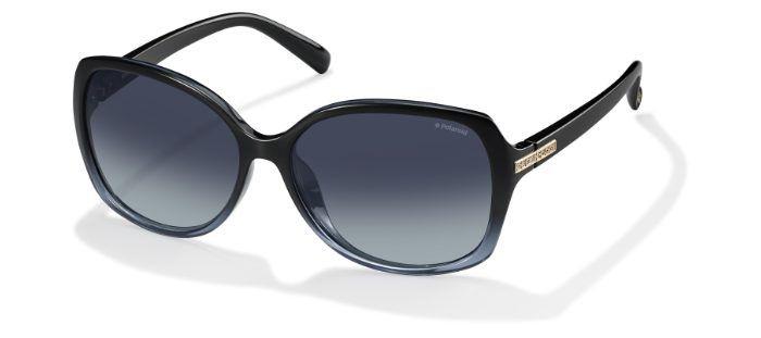 Солнцезащитные очки женские POLAROID PLD 5011/S синие