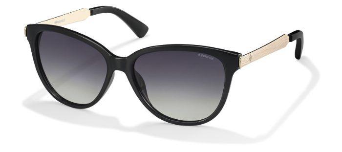 Солнцезащитные очки женские POLAROID PLD 5016/S черные