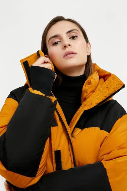 Куртка Finn Flare W20-12039, оранжевый