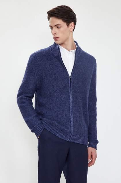 Кардиган мужской Finn Flare W20-21114, синий