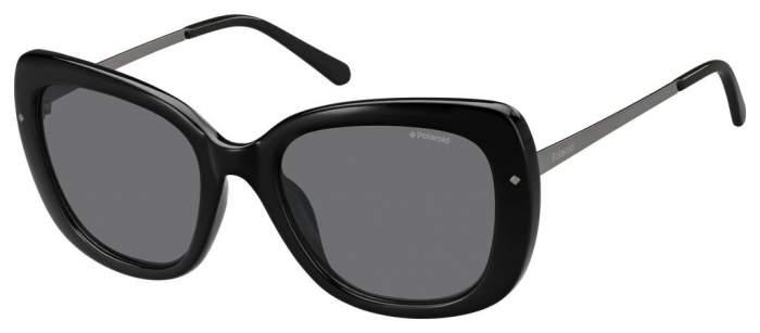 Солнцезащитные очки женские POLAROID PLD 4044/S черные