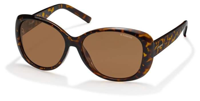 Солнцезащитные очки женские POLAROID PLD 4014/S коричневые