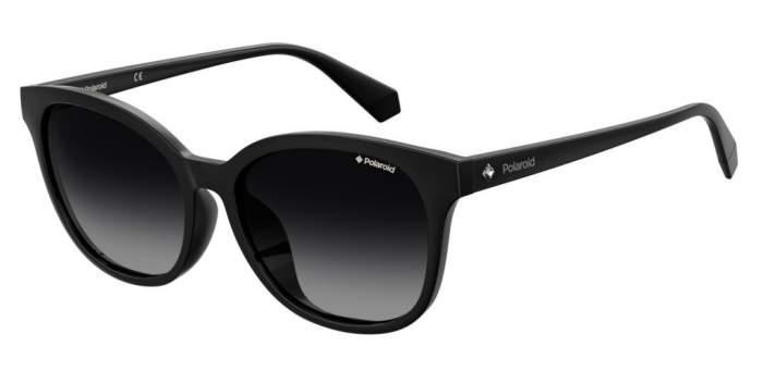 Солнцезащитные очки женские POLAROID PLD 4089/F/S черные
