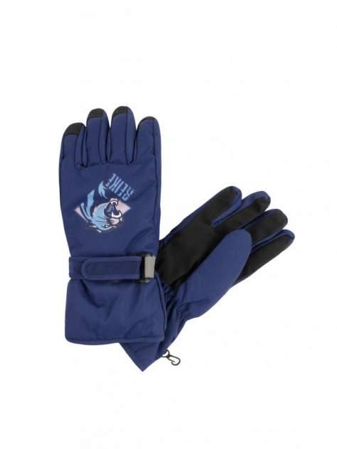 Перчатки для мальчика Reike Panther navy, RW20-PNT navy, 9 /13 лет/ 18 см