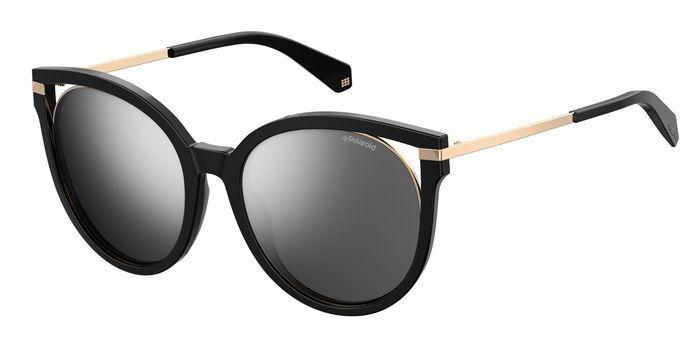 Солнцезащитные очки женские POLAROID PLD 4067/F/S черные