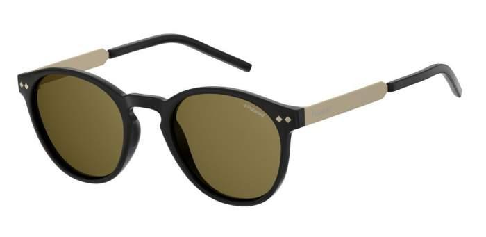 Солнцезащитные очки женские POLAROID PLD 1029/S черные